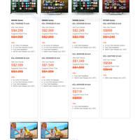 Sony Bravia TVs Promotion Offers 5 - 31 Mar 2015