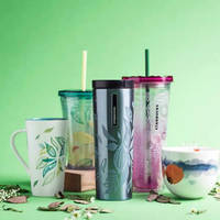 Starbucks New Spring Collection Mugs & Tumblers 3 Mar 2015
