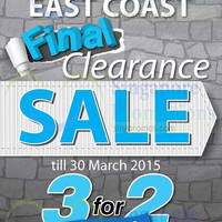 Read more about The Straits Wine Company Final Clearance @ East Coast 12 - 30 Mar 2015