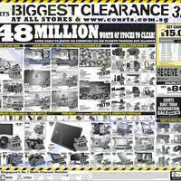 Read more about Courts Biggest Clearance Offers 14 - 16 Mar 2015