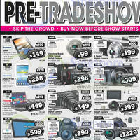Read more about Courts Up to 80% Off Pre-Tradeshow Sale 17 - 19 Mar 2015