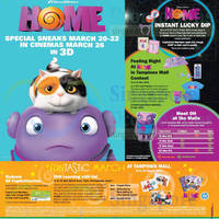 Read more about Tampines Mall & Rivervale Mall Promotions 13 - 22 Mar 2015