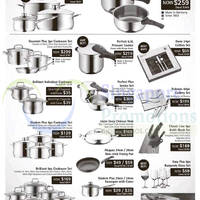 Read more about WMF Kitchenware Offers @ Tangs 20 - 31 Mar 2015