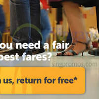 Read more about TigerAir Pay To Go, Return for FREE Promo Fares 3 - 8 Mar 2015