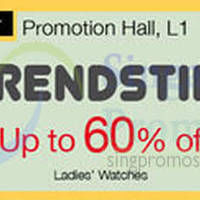Read more about Trendstime Ladies' Watches Promotion @ Westgate 27 Mar - 9 Apr 2015