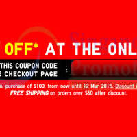 Read more about Uniqlo 10% OFF Storewide Online Promo 12 Mar 2015