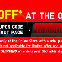 Read more about Uniqlo 10% OFF Storewide Online Promo 13 - 15 Mar 2015