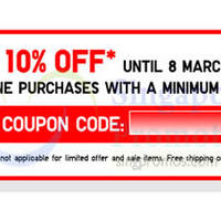 Read more about Uniqlo 10% OFF Storewide Online Promo 6 - 8 Mar 2015