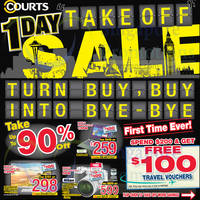 Read more about Courts Up To 90% Off 1-Day Offers 6 Mar 2015