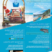Read more about Wisma Atria Beach Holiday Promotions & Activities 5 Mar - 5 Apr 2015