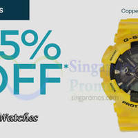 Zen Watches 15% Off Storewide NO Min Spend Free Shipping 27 - 31 Mar 2015