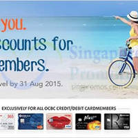 Read more about Zuji Singapore 13% OFF Hotels Coupon Code (NO Min Spend) For OCBC Cardmembers 17 Mar - 5 Apr 2015