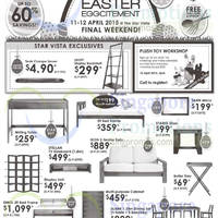 Read more about Scanteak Easter Eggcitement Promo Offers @ Star Vista 4 - 12 Apr 2015