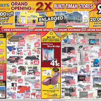 Read more about Courts 3 Days Long Weekend Sale 4 - 6 Apr 2015