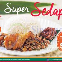 7-Eleven New $2.50 Nasi Lemak 1 - 21 Apr 2015
