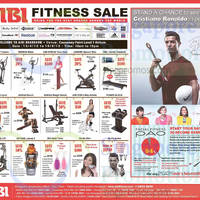 Read more about Aibi Fitness Roadshow @ Causeway Point 13 - 19 Apr 2015