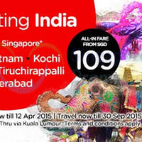 Read more about Air Asia From $40 Promo Fares 6 - 12 Apr 2015