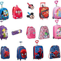 Read more about American Tourister New Disney Collection Luggages 23 Apr 2015