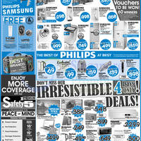 Read more about Best Denki TV, Appliances & Other Electronics Offers 17 - 20 Apr 2015