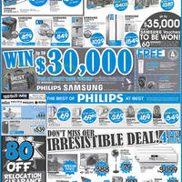 Read more about Best Denki TV, Appliances & Other Electronics Offers 24 - 27 Apr 2015