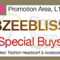 Read more about Bzeebliss Promotion @ Isetan Tampines 23 - 28 Apr 2015