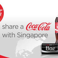 Read more about Coca-Cola Spend $10 & Get FREE Personalized Can @ Roadshows Islandwide 29 Apr - 31 Aug 2015