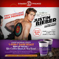 Coffee Bean & Tea Leaf 1 for 1 Dark Roast Brew of the Day 1-Day Coupon 27 Apr 2015