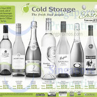 Cold Storage Wines Offers 1 - 5 Apr 2015