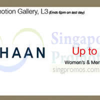 Read more about Cole Haan Promotion @ Isetan Scotts 24 - 30 Apr 2015