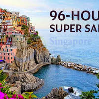 Etihad Airways 96-hour Seat Sale 31 Aug - 3 Sep 2015
