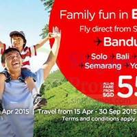 Read more about Air Asia From $40 Promo Fares 13 - 19 Apr 2015