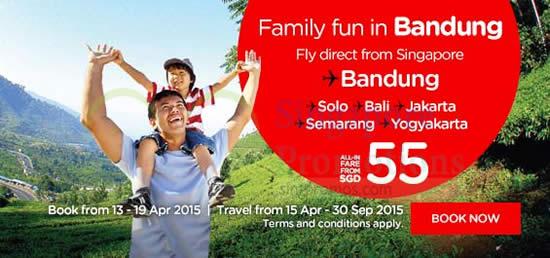 Family Fun in Bandung