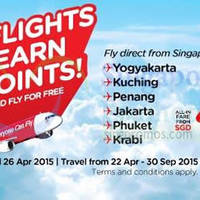 Air Asia From $40 (all-in) Promo Fares 20 - 26 Apr 2015
