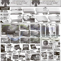 Read more about Gain City Electronics, TVs, Washers, Digital Cameras & Other Offers 11 Apr 2015