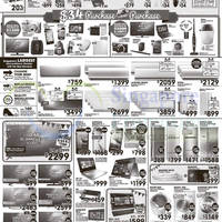 Gain City Electronics, TVs, Washers, Digital Cameras & Other Offers 18 Apr 2015