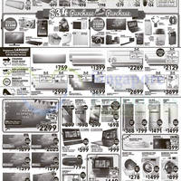 Gain City Electronics, TVs, Washers, Digital Cameras & Other Offers 25 Apr 2015