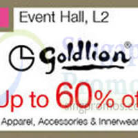 Read more about Goldlion Promotion @ Isetan Tampines 23 - 28 Apr 2015
