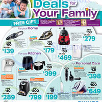 Read more about Harvey Norman Philips Appliances & Personal Care Offers 16 - 22 Apr 2015