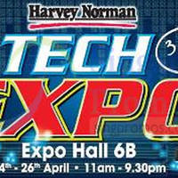 Read more about Harvey Norman Tech Expo @ Singapore Expo 24 - 26 Apr 2015