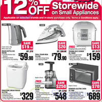 Harvey Norman Electronics, IT, Appliances & Other Offers 18 - 24 Apr 2015