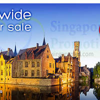 Hotels.com Up To 50% Off 48hr Worldwide Sale 1 - 2 Apr 2015
