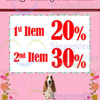 Read more about Hush Puppies Up To 30% OFF Promo 25 Apr 2015