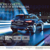 Read more about Infiniti QX70 Offer 17 Apr 2015