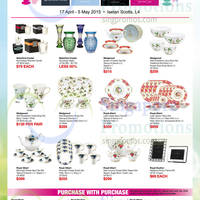 Read more about Isetan Scotts Glassware Offers 17 Apr - 5 May 2015