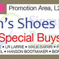 Read more about Isetan Men's Shoes Sale @ Isetan Nex 15 - 21 Apr 2015