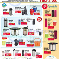 Read more about Thermos Cookware Offers @ Isetan 17 - 30 Apr 2015