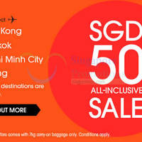 Read more about Jetstar From $50 (all-in) Promo Fares 17 - 24 Apr 2015