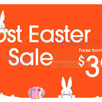 Read more about Jetstar From $39 Promo Fares 7 - 13 Apr 2015