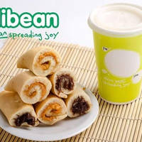 Read more about Jollibean 40% Off 6-in-1 Mixed Pancake Rolls & Classic Soymilk Set 20 Apr 2015