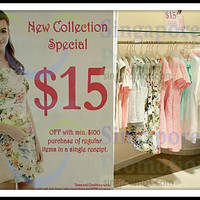 Read more about Joop Spend $100 & Get 15% Off New Collection Special 14 Apr 2015
